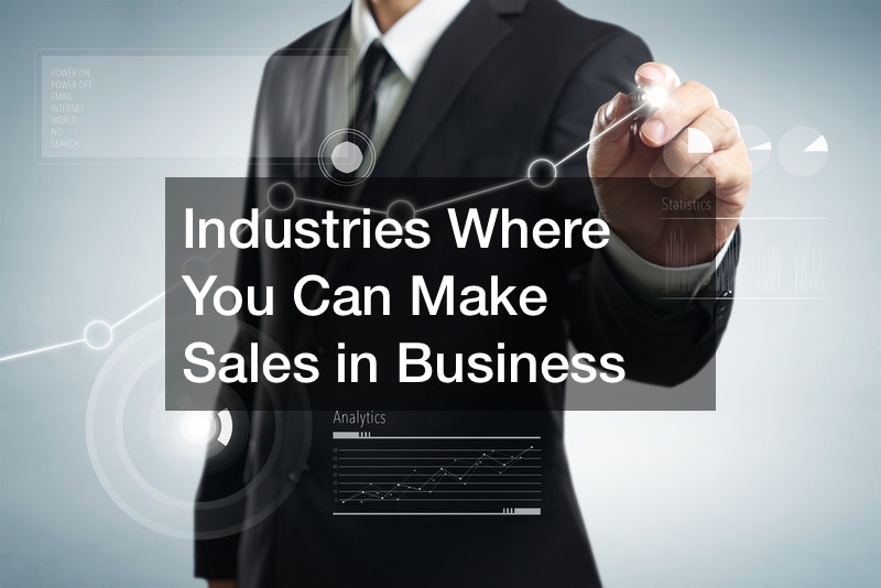 sales in business